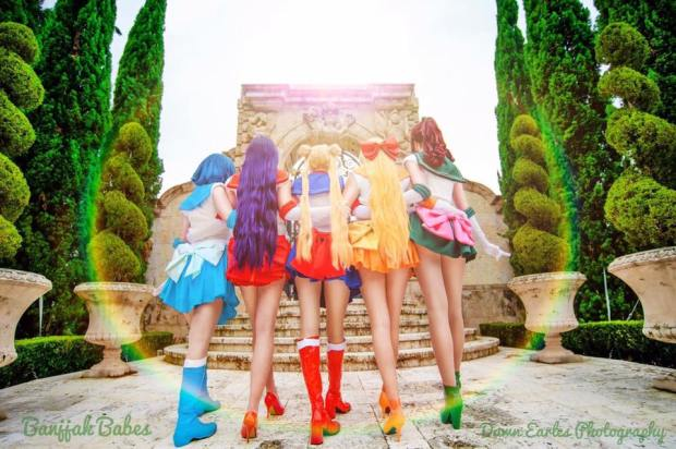 sailor moon cosplay 1