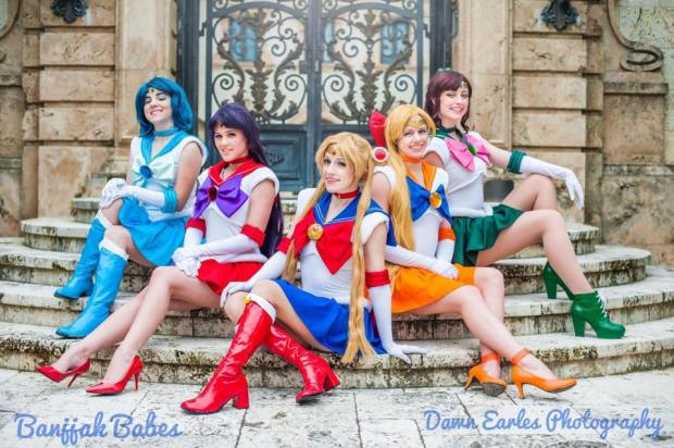 sailor moon cosplay 2