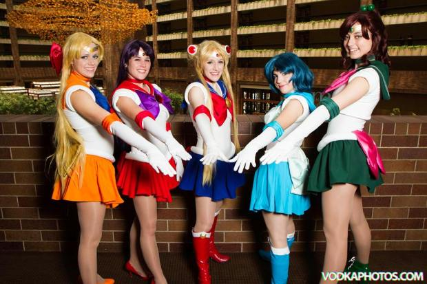 sailor moon cosplay 7