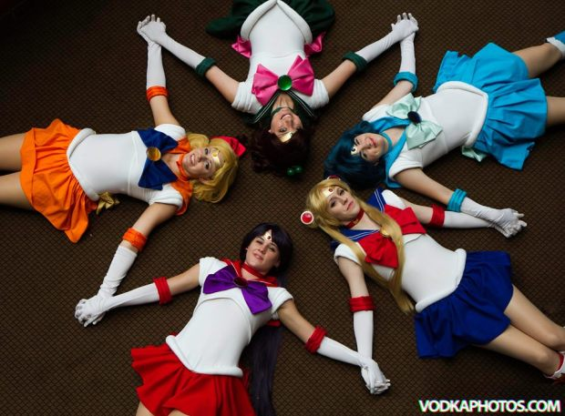 sailor moon cosplay 9