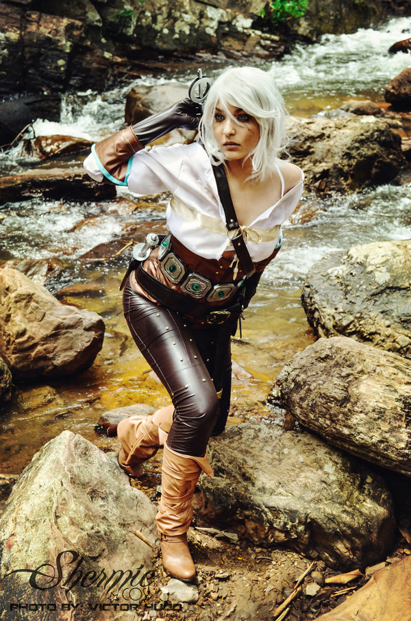 the witcher 3 ciri cosplay 7