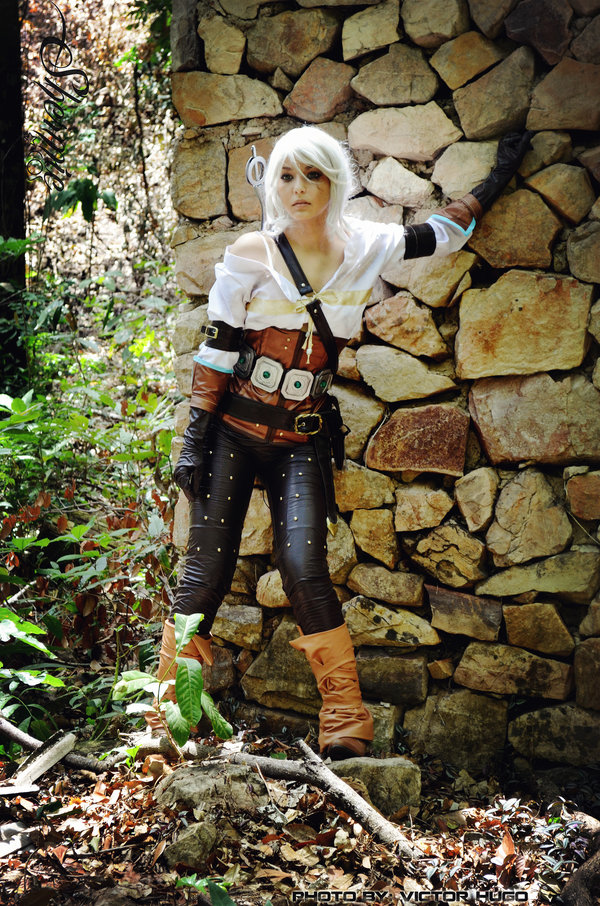 the witcher 3 ciri cosplay 8
