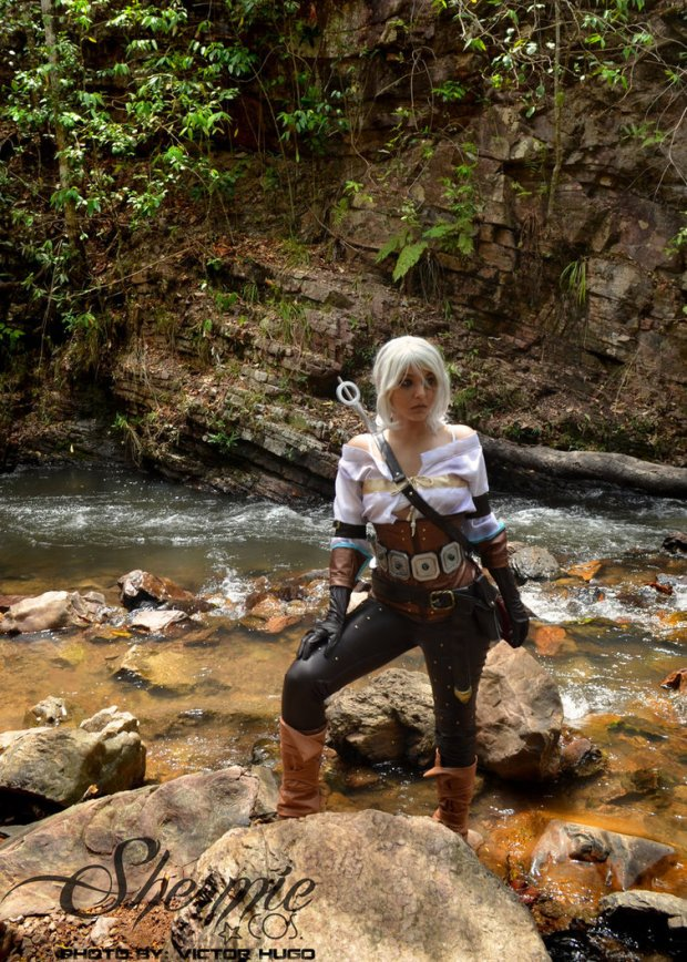 the witcher 3 ciri cosplay 9