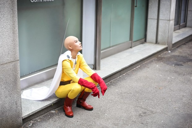 cosplay one punch man 11