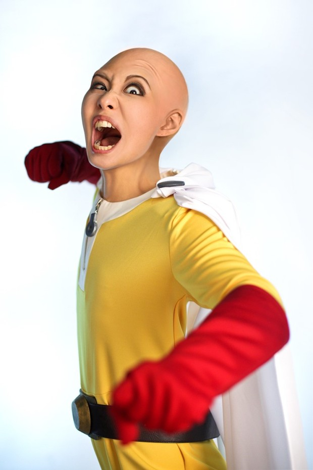 cosplay one punch man 12