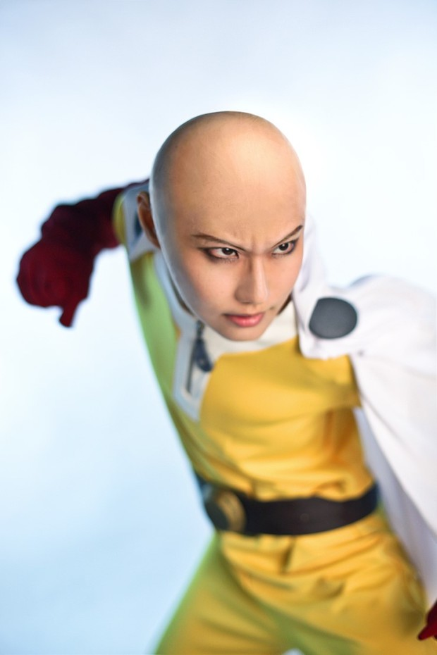 cosplay one punch man 13