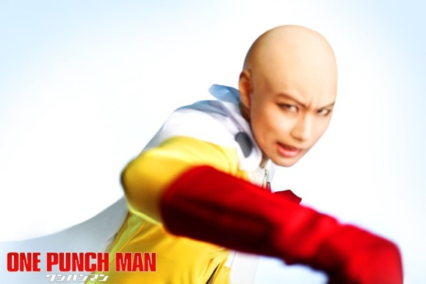 cosplay one punch man 7