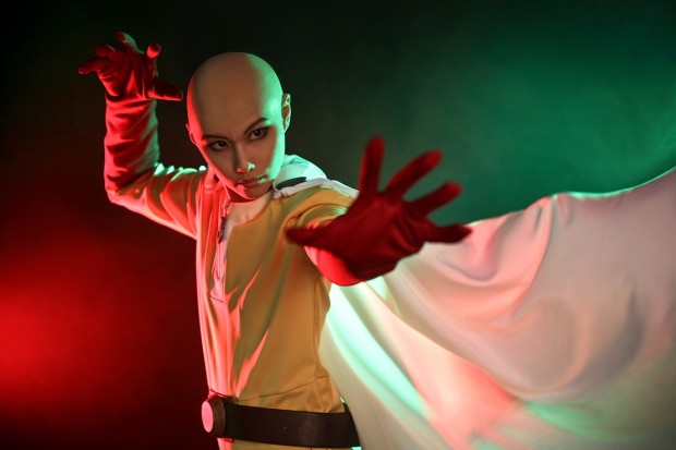 cosplay one punch man 8