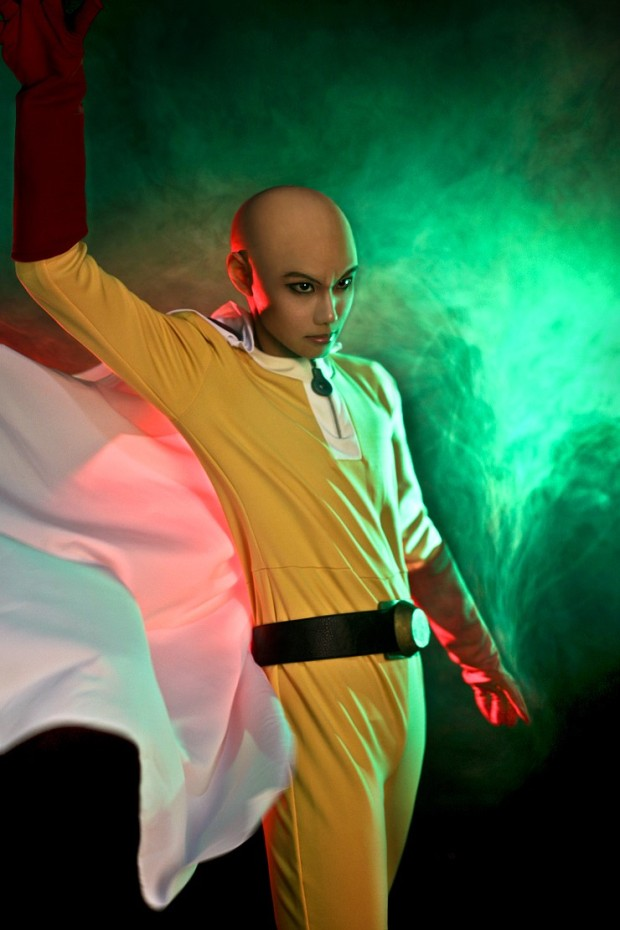 cosplay one punch man 9