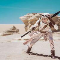 cosplay star wars el despertar de la fuerza 3