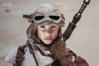 cosplay star wars el despertar de la fuerza 6