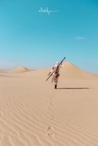 cosplay star wars el despertar de la fuerza 7