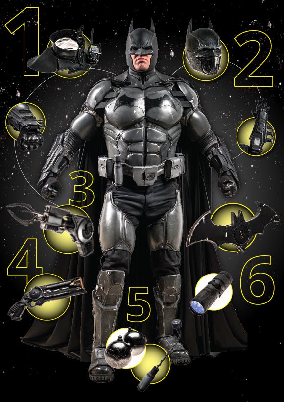 batman cosplay Julian Checkley 2