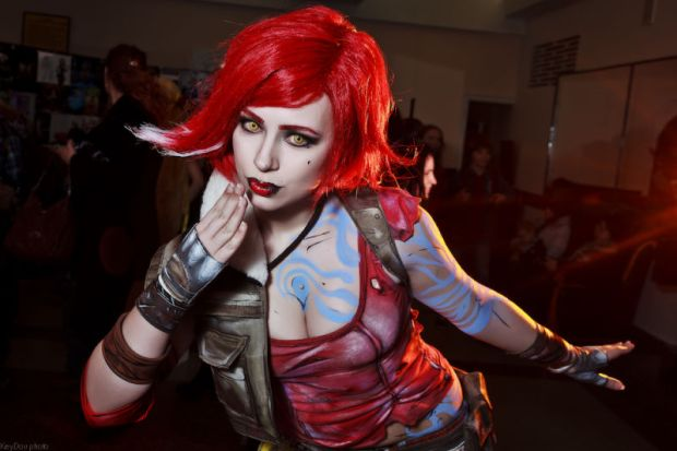 cosplay borderlands 1