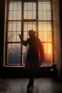 Evie Fry assassins creed cosplays 4