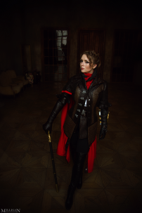 Evie Fry assassins creed cosplays 5