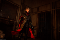 Evie Fry assassins creed cosplays 6