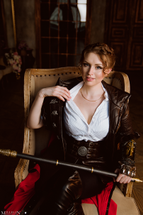 Evie Fry assassins creed cosplays 7