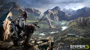 Arte de Sniper Ghost Warrior 3