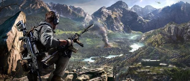 Arte de Sniper Ghost Warrior 3