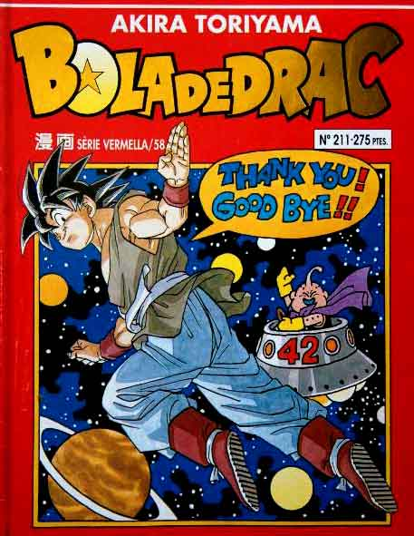 Dragon Ball Serie Roja nº 58