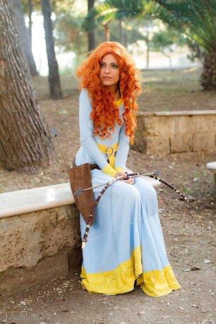 Cosplay Brave Merida - Moony-Cosplay