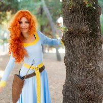 Cosplay Brave Merida - Moony-Cosplay