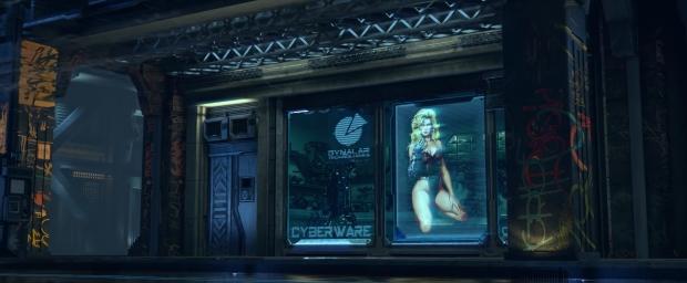 Dynalar Technologie - Cyberpunk 2077