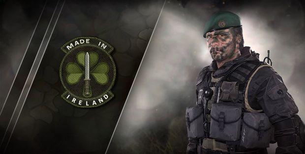 Graves en Call of Duty: Modern Warfare Remastered