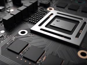 Xbox Scorpio 4K