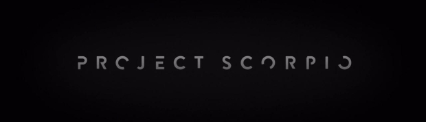 Logo Project Scorpio