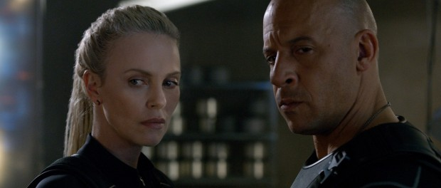 The Fate of the Furious - Vin Diesel y Charlize Theron
