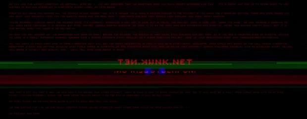 Mensaje oculto en Cyberpunk 2077