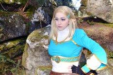 Cosplay de Zelda