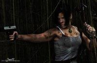 Tomb Raider Lara Croft cosplay Jessy-TR