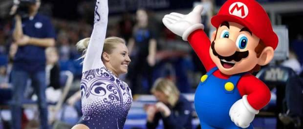 Shannon Evans - Tema Super Mario