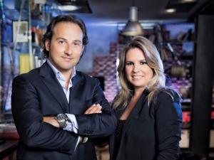 Iker Jimenez y Carmen Porter