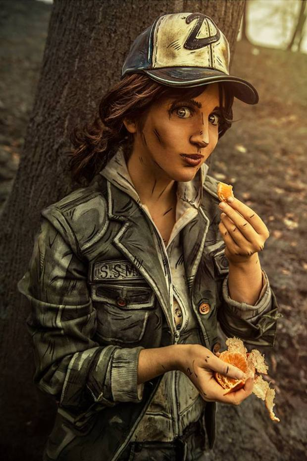 The Walking Dead - Telltale Cosplay