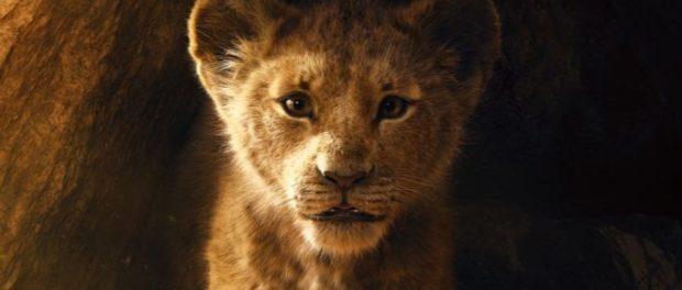 Simba de El Rey León