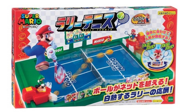 Super Mario Rally Tennis de Epoch