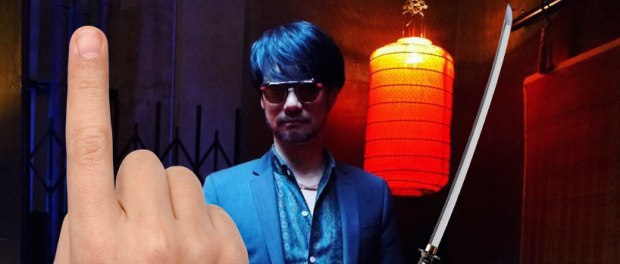 Hideo Kojima Too Old To Die Young