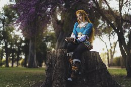 Lesciel Cosplay Zelda Breath of the Wild