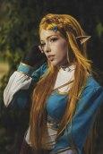 Lesciel Cosplay Zelda Breath of the Wild