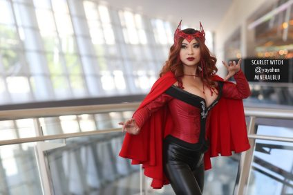 Cosplay Fan Expo Dallas 2019
