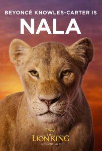 El Rey León - Nala (2)