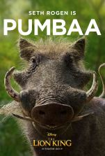 El Rey León - Pumbaa