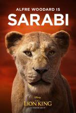 El Rey León - Sarabi