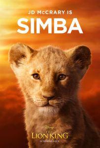 El Rey León - Simba (2)