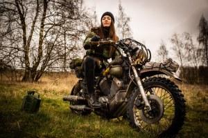 motocicleta Days Gone
